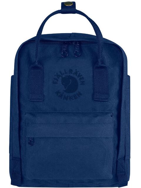 Fjällräven Re-Kånken Mini Ryggsäck blå